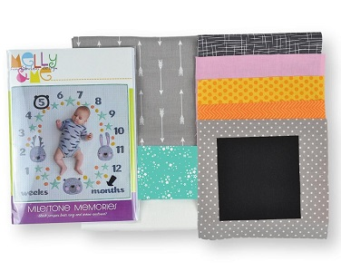 Melly and Me - Milestone Memories Quilt Kit
